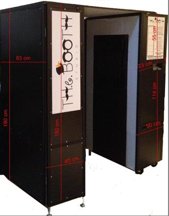 Magnetic Photo Strip Frames