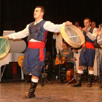 Cypriot/Greek Dancers