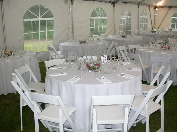 White Wedding Chairs E On Inspiration