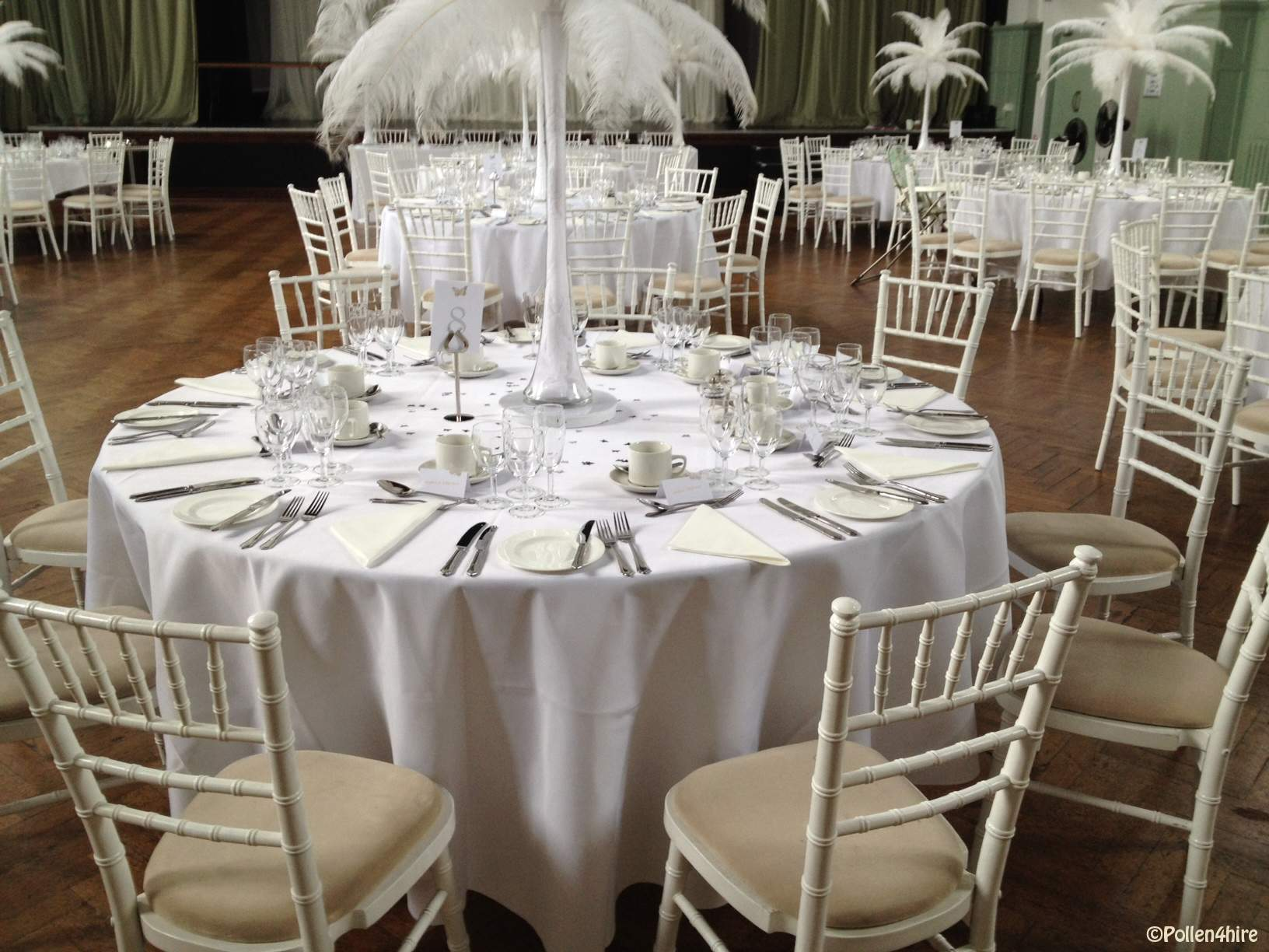 Chair Chiavari White