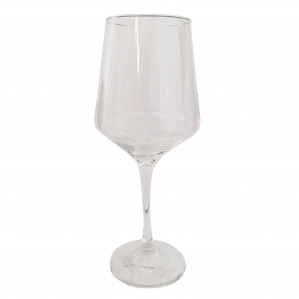 Elegant Red Wine Glass