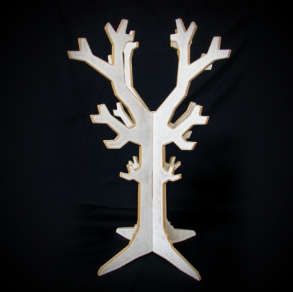 Cutout Tree without leaves