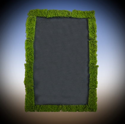 Chalk board Stand grass frame