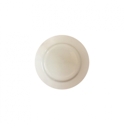 Round Plate offwhite 27cm