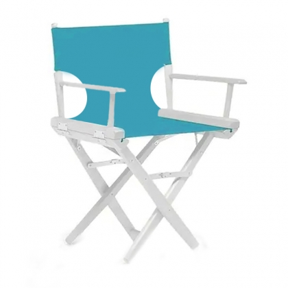 Director Chair White color