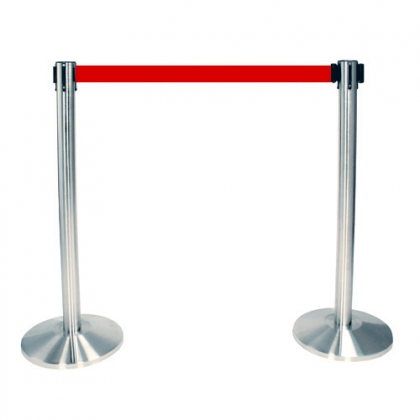 Belt Stands Red