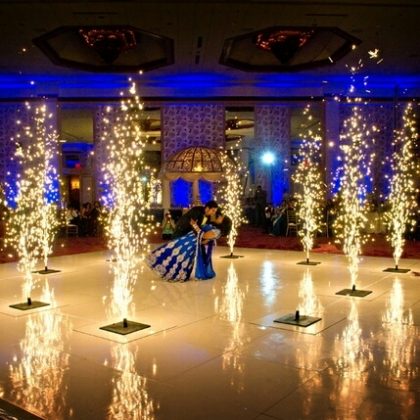 Indoor Floor Sparklers