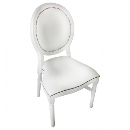 Chair Loui White