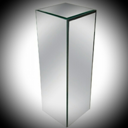 Column Mirror Square 50cm