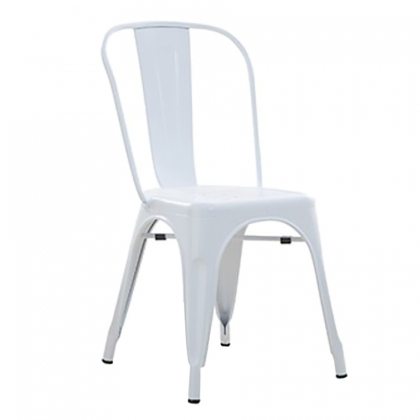 Chair Steel White