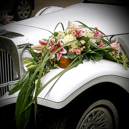 Flower Car Decorations