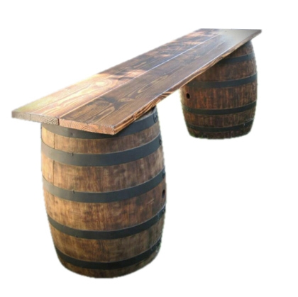Bar - Wooden Barrel