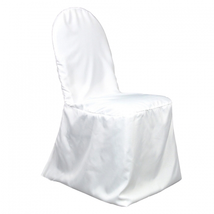Chair With Cover White