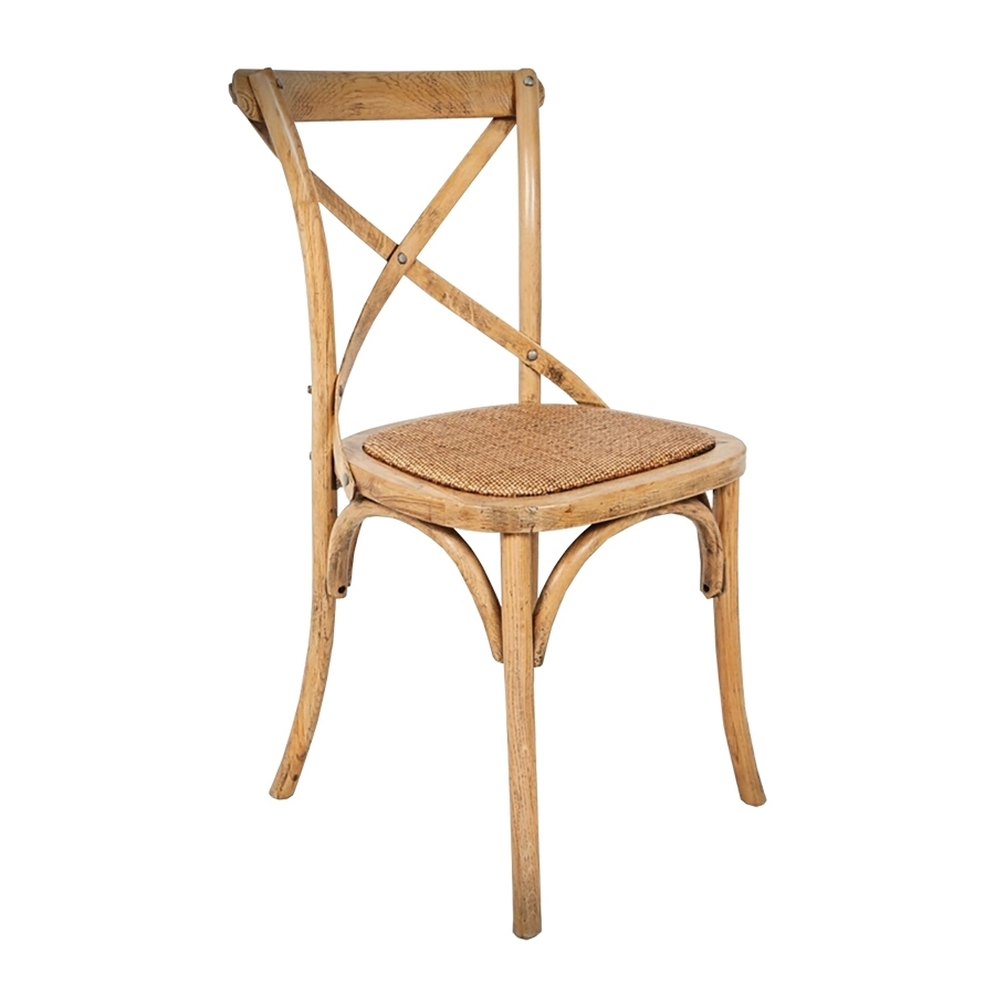 Chair bistro wooden