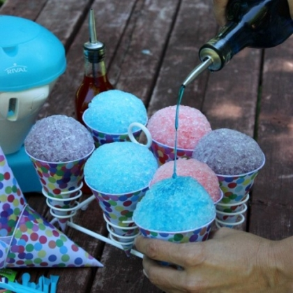 Snow Cone Station