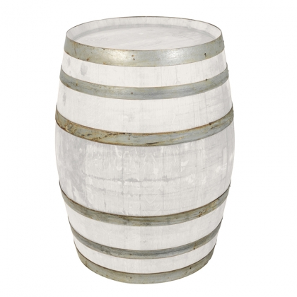 Barrel White