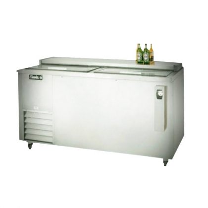 Beverages counter refregerator
