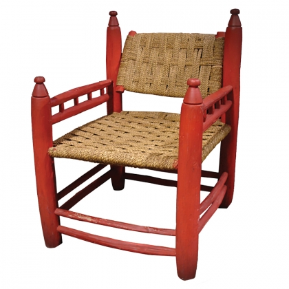 Marrakech Chair Red