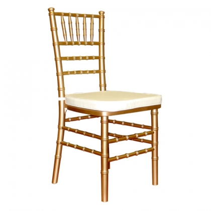 Chair Chiavari Gold wooden