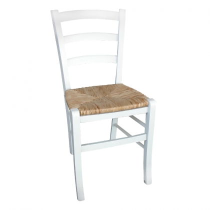 Chair - Kafeneiou White