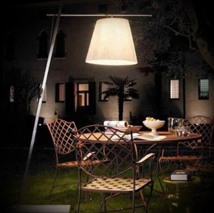 Outdoor Light Stand