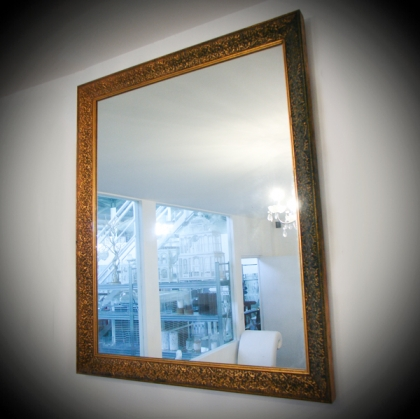 Mirror Frame - Classic Art Decor antique gold 70cm x 85cm