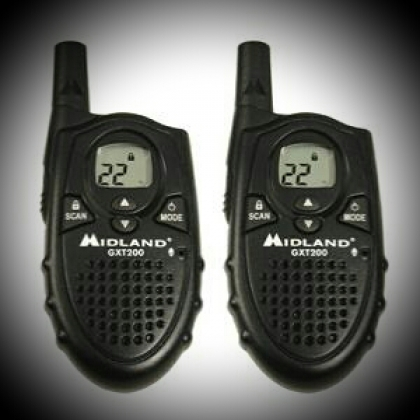 Two Way Radios (pair)