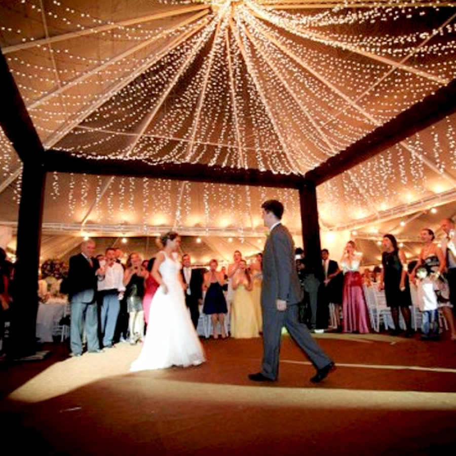 Marquee Tent Fairy Lights