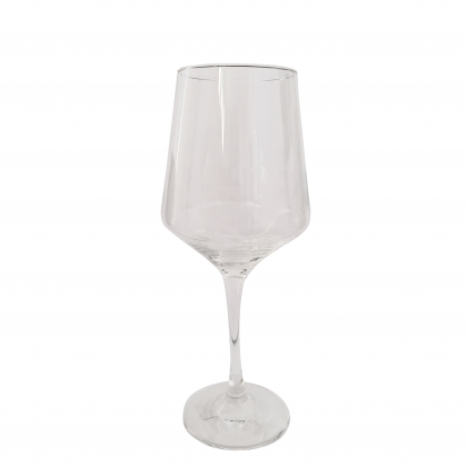 Elegant White Wine Glass
