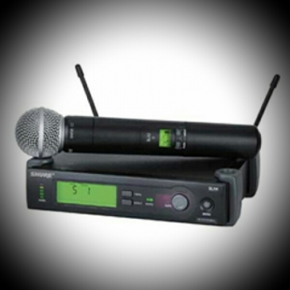 Wireless Mic & Receiver