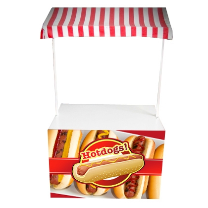 Hot Dogs Trolley