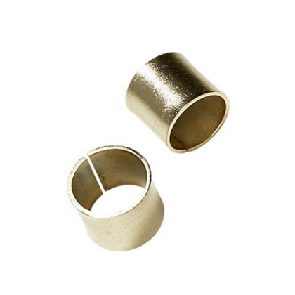 Napkin Ring -   Gold Cylinder