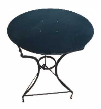 Round table Steel Small
