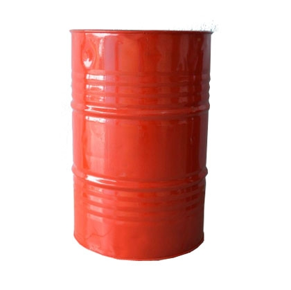 Oil Barrel Red