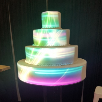 Cake Mapping Projection