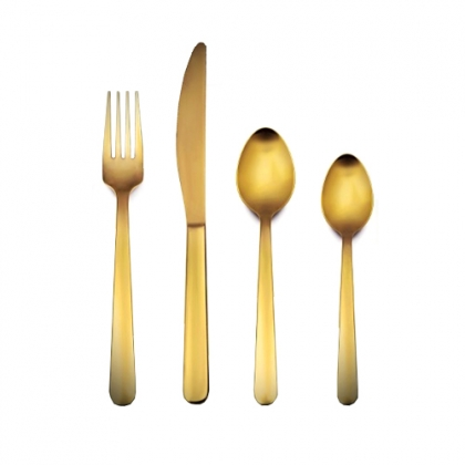 Flatware - Imperial Gold