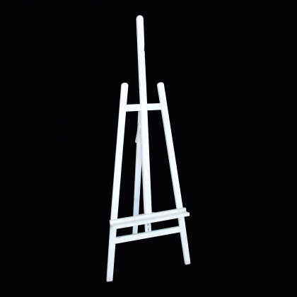 Wooden Easel white