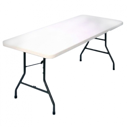 Plastic BQT Table (180cm x 75cm)