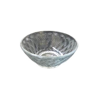 Bowl glass round Small 12cm