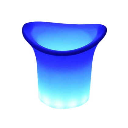 LED Table Ice Bucket