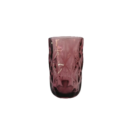 Color Glass Pink water