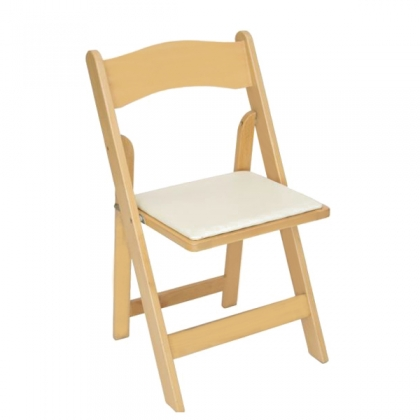 Chair Garden Folding Light Beige