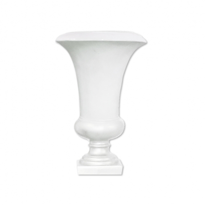 Flower Pot White - Small