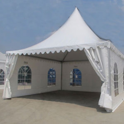 Marquee Tent White