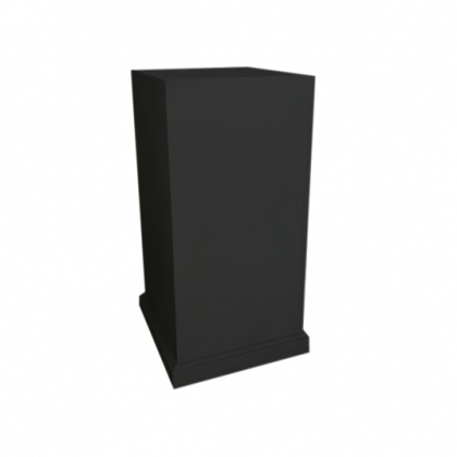 Column Square Black small