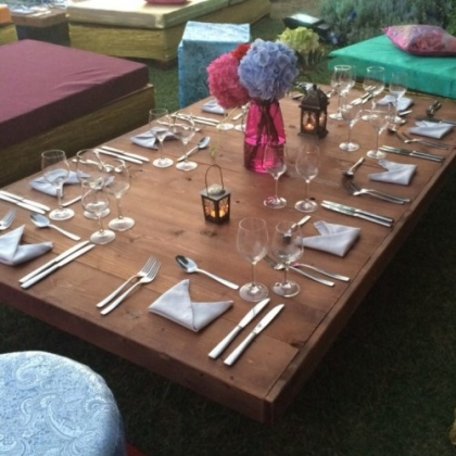 Indian Night at Secret Gardens (Aphrodite Hills) 2014