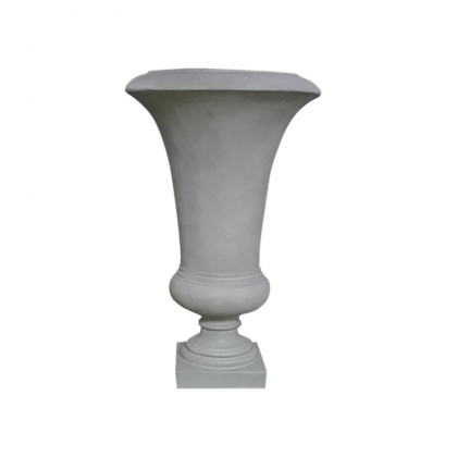 Flower Pot Gray - Small