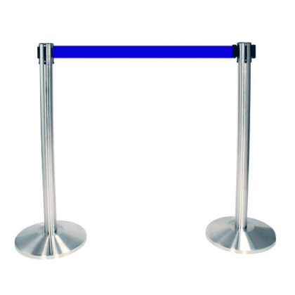 Belt Stands Blue