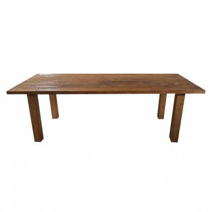 Wooden Table Select 100cm X 240cm
