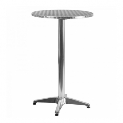 High top table Aluminum